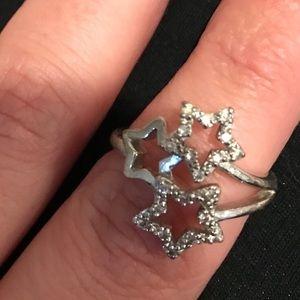 Jewelry - 3 star ring